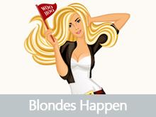 blondeshappen