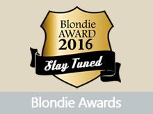blonde award